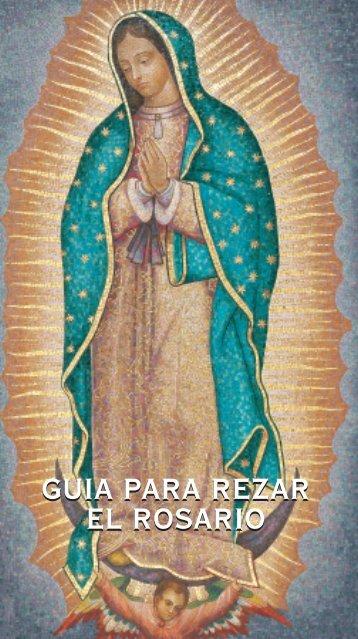 guia para rezar el rosario guia para rezar el rosario