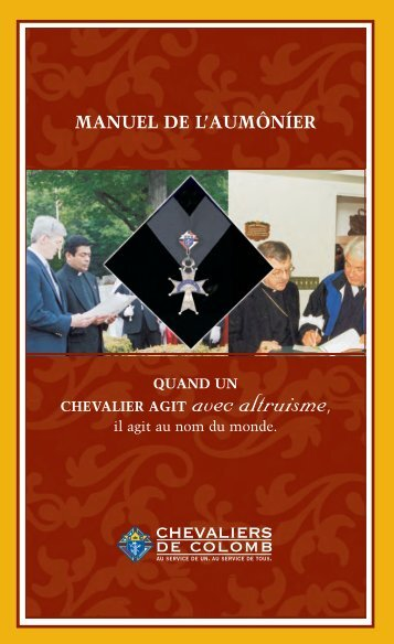 Le manuel de l'aumônier (No 945-F)