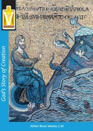 God's Story of Creation - Knights of Columbus, Supreme Council