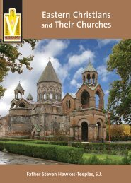 Eastern Christians and Their Churches - Knights of Columbus ...
