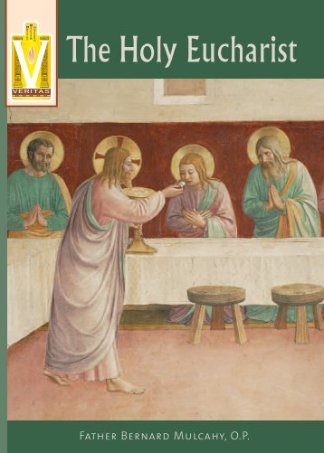 The Holy Eucharist - Knights of Columbus, Supreme Council