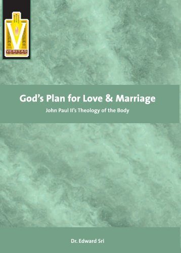 God's Plan for Love & Marriage - Knights of Columbus, Supreme ...