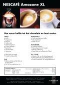 NESCAFÉ Amazone XL - Koffieautomaat.nl - Page 2