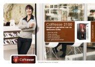 Cafitesse 2100 - Koffieautomaat.nl