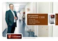 Cafitesse 300NG brochure - Koffieautomaat.nl