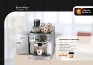 Schaerer 60 - Koffieautomaat.nl