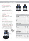 Melitta Bar-Cube II Brochure - Koffieautomaat.nl - Page 6