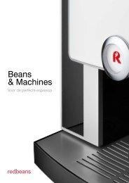 Redbeans Large brochure - Koffieautomaat.nl