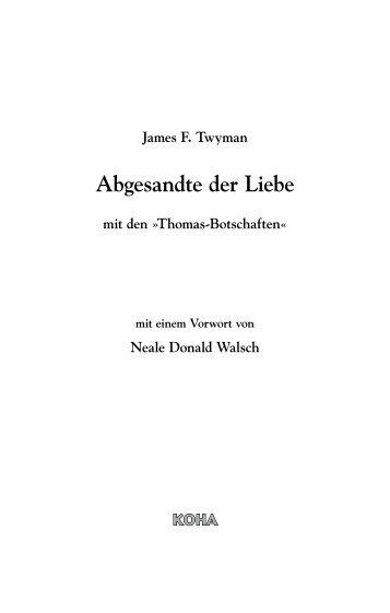 Abgesandte der Liebe - Koha Verlag