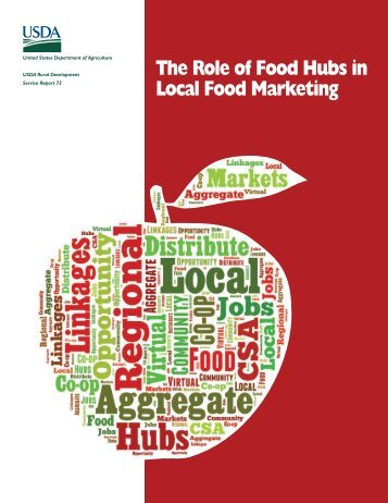 The Role of Food Hubs in Local Food Marketing - National Good ...