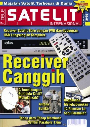 Majalah Satelit Terbesar di Dunia INTERNASIONAL