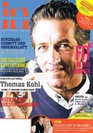 InSüdtirol - Nr. 47, 24. November 2011, Geadelt - Kohl Obsthof ...