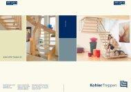 Katalog - Kohler Treppen GmbH