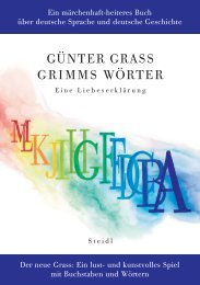 GRIMMS WÖRTER GÜNTER GRASS - Kohlibri