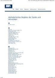 © ABC Advanced Book Catalog - Kohlibri