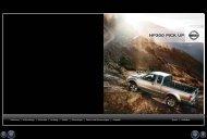 NP300 PICK UP - Nissan-muenchen.de