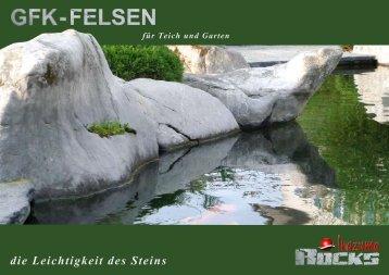 Inazuma Rocks Katalog - Euro Teich