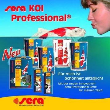 sera KOI Professional