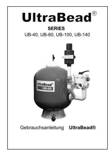 Deutsche Gebrauchsanleitung Ultra Bead - Koi