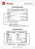 Bedienungsanleitung Clever Touch Bedienpanel - Koi - Page 7