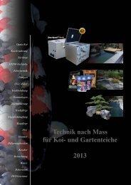 Katalog 2013 - Koi World GmbH