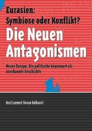 Die Neuen Antagonismen - kokhaviv publications