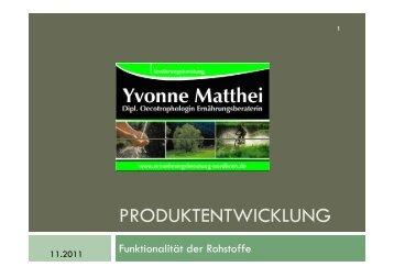 VL Produktentwicklung Backtriebmittel