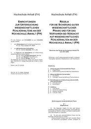 Wissenschaftliches_Fehlverhalten - PDF, 30.07 Kb - Hochschule ...