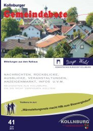 Gemeindebote Ausgabe 41.pdf (1.325 kb) - Kollnburg