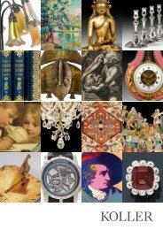 Auktionen 2013 - Koller Auktionen