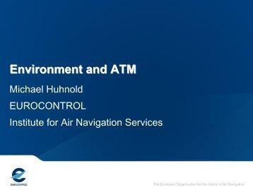 Environment and ATM - Kolloquium-Flugführung