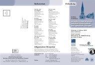 Veranstaltung Freiburg - Deutsche Gesellschaft für Koloproktologie eV