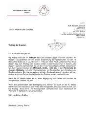 Einladung-Weltkranke.. - Kolpingsfamilie Duisburg-Zentral