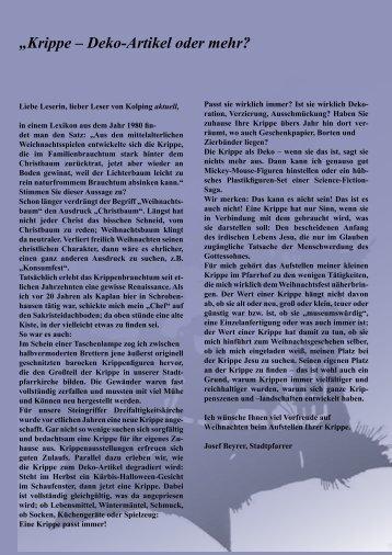 Katalog 2 - Kolpingfamilie Schrobenhausen