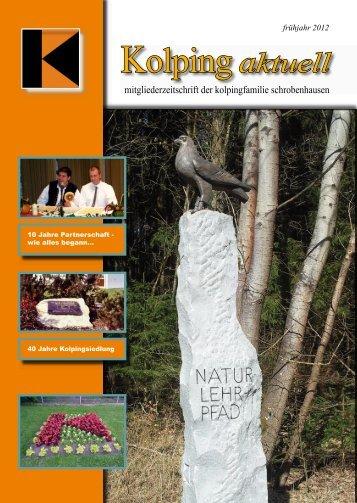 Kolpingaktuell - Kolpingfamilie Schrobenhausen