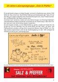 """20 Jahre Laienspielgruppe """"Salz & Pfeffer"""" - Kolpingsfamilie Vorst - Seite 3"""