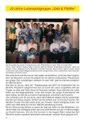 """20 Jahre Laienspielgruppe """"Salz & Pfeffer"""" - Kolpingsfamilie Vorst - Seite 4"""