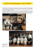 """20 Jahre Laienspielgruppe """"Salz & Pfeffer"""" - Kolpingsfamilie Vorst - Seite 6"""