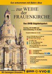 Wir bewegen Dresden.