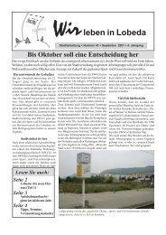 September - KOMME eV - Jena