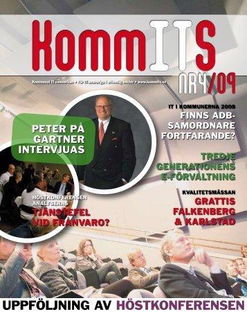 Nr 4 2009.pdf - KommITS