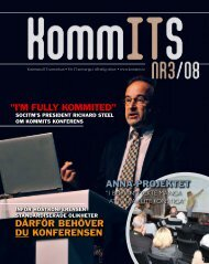 Nr 3 2008.pdf - KommITS