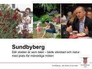 Införa ny IT-infrastruktur - Sundbybergs stad - KommITS