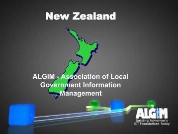 New Zealand - KommITS