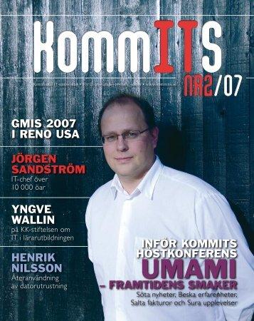 Nr 2 2007.pdf - KommITS