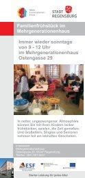 Flyer für Internet-Seite Familienfrühstück Herbst 2011 - kommunale ...