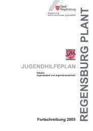 JUGENDHILFEPLAN - kommunale Jugendarbeit