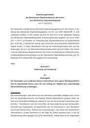 Anwendungshinweise zum Sächsischen Eigenbetriebsgesetz