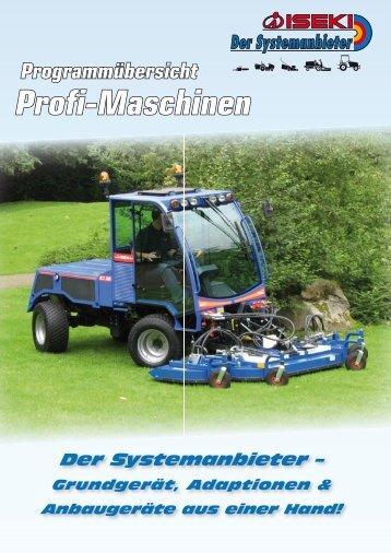 Profi-Maschinen - Kommunalinnovationen.de