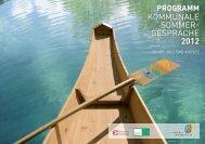 Download Programm - Kommunalkredit Austria AG